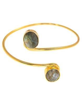Bangle_D Labradorite