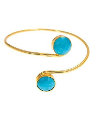 Bangle_D Turquoise