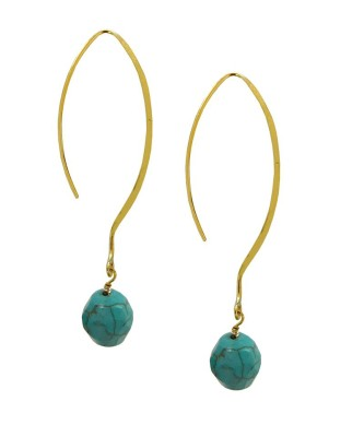 Earring_Turquoise