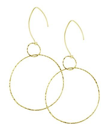 Earrings_Gold MH Hoop