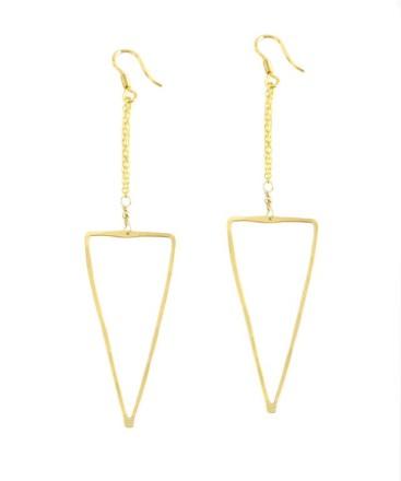 Earrings_Gold_Triangle